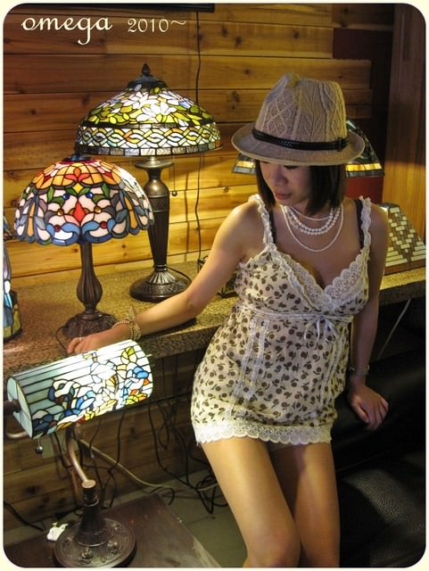 《美食*台北大安區》莫拉諾 Murano。忠孝敦化站,彩繪玻璃與TIFFANY燈飾