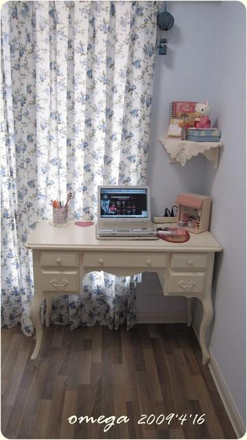 【公主殿】孟母有三遷,我的夢幻書桌也三遷