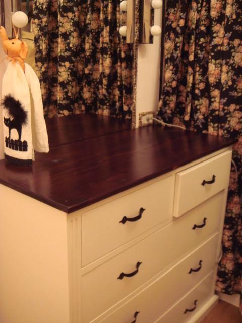 【公主殿】最不鄉村的時尚更衣室(上)~梳妝櫃來嚕