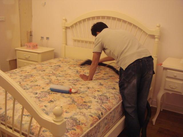【公主殿】白色之戀?歡迎夢幻床架與電視