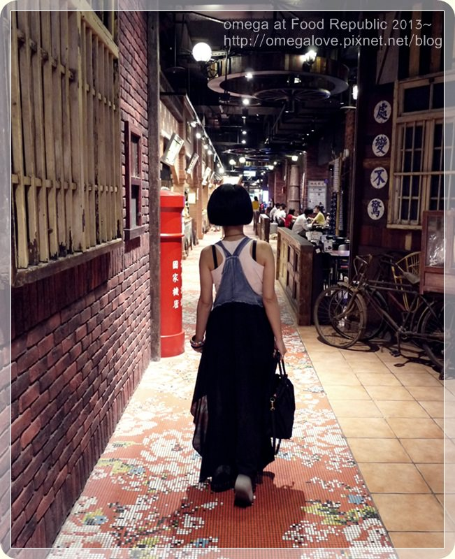 《美食*台北中山區》大食代 大直旗艦店。台式懷舊美食老街