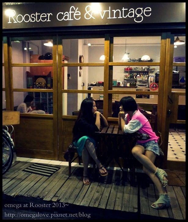 《美食*台北大同區》公雞咖啡。雙連站低調復古早餐館