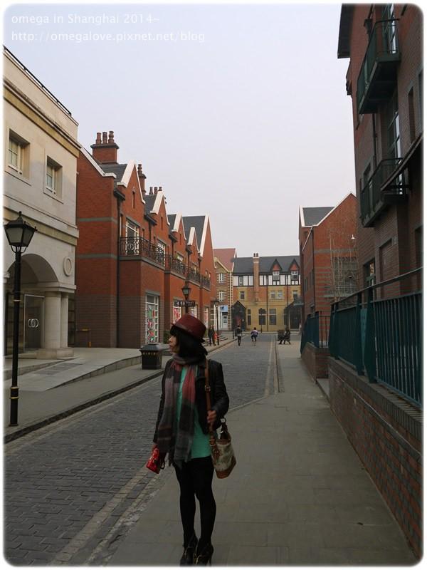 《旅遊*上海松江區》英倫風情泰晤士小鎮