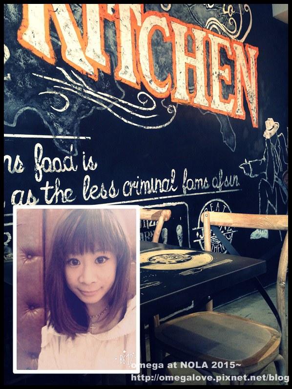 《美食*台北信義區》NOLA Kitchen信義ATT店。紐奧良好食吃很撐呀~